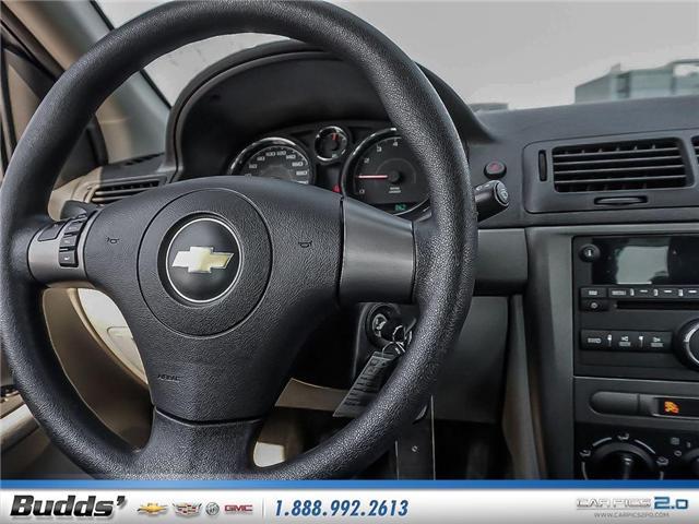 2008 Chevrolet Cobalt LT (Stk: R1365A) in Oakville - Image 9 of 25