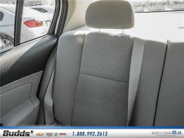2008 Chevrolet Cobalt LT (Stk: R1365A) in Oakville - Image 12 of 25