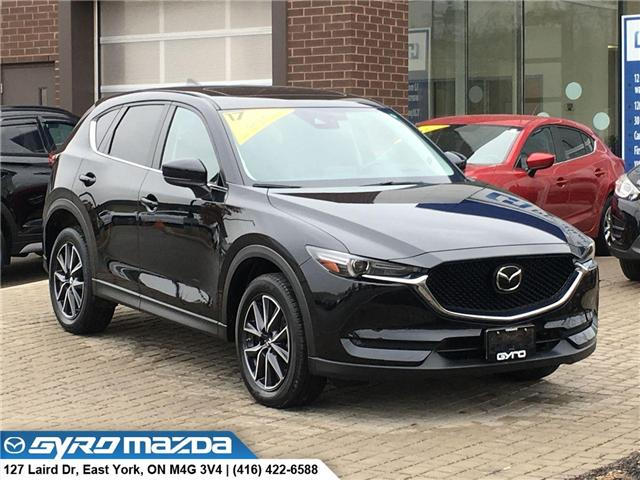 2017 Mazda CX-5 GT (Stk: 28575A) in East York - Image 1 of 30