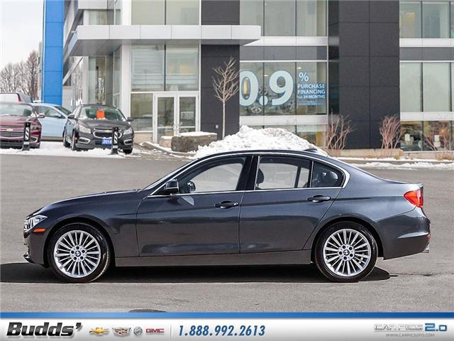 2014 BMW 328i xDrive (Stk: R1352A) in Oakville - Image 2 of 25