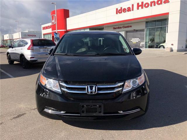 2015 Honda Odyssey EX (Stk: I190046A) in Mississauga - Image 2 of 20