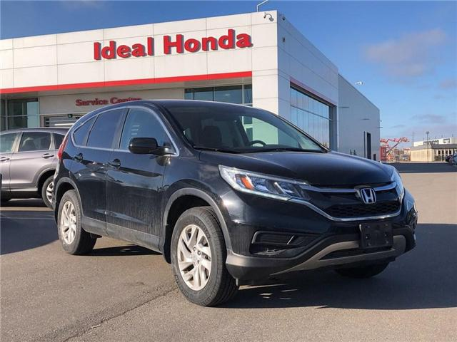 2015 Honda CR-V SE (Stk: I190501A) in Mississauga - Image 1 of 5