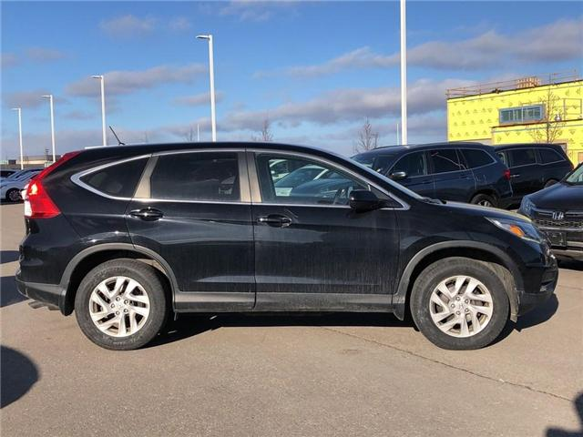 2015 Honda CR-V SE (Stk: I190501A) in Mississauga - Image 2 of 5