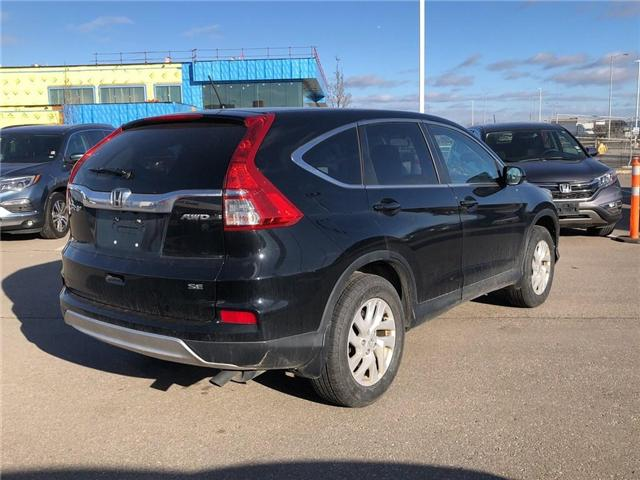 2015 Honda CR-V SE (Stk: I190501A) in Mississauga - Image 3 of 5