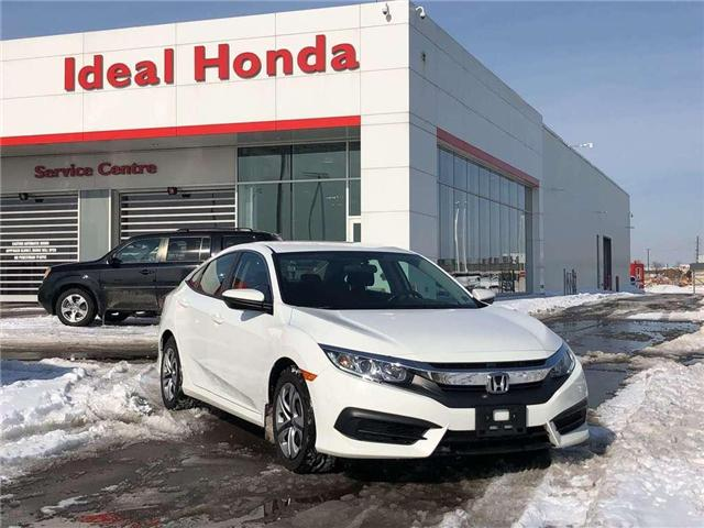 2017 Honda Civic LX (Stk: 66926) in Mississauga - Image 1 of 18
