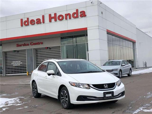 2015 Honda Civic EX (Stk: I190383A) in Mississauga - Image 1 of 18