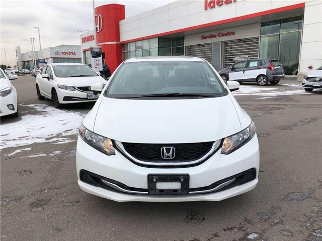 2015 Honda Civic EX (Stk: I190383A) in Mississauga - Image 2 of 18
