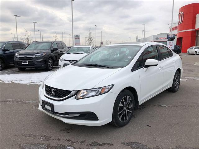 2015 Honda Civic EX (Stk: I190383A) in Mississauga - Image 3 of 18