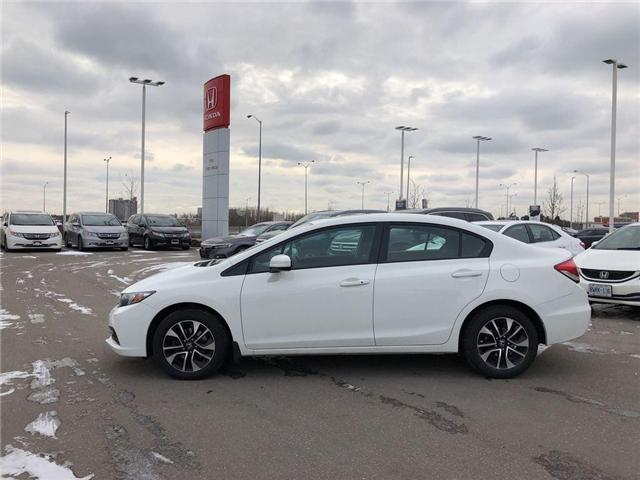 2015 Honda Civic EX (Stk: I190383A) in Mississauga - Image 4 of 18