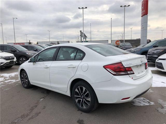 2015 Honda Civic EX (Stk: I190383A) in Mississauga - Image 5 of 18