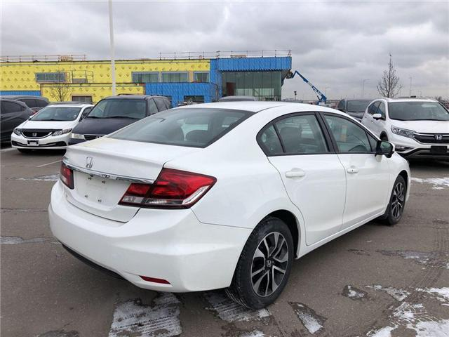 2015 Honda Civic EX (Stk: I190383A) in Mississauga - Image 7 of 18
