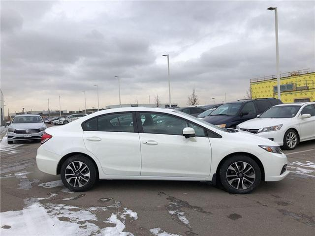 2015 Honda Civic EX (Stk: I190383A) in Mississauga - Image 8 of 18