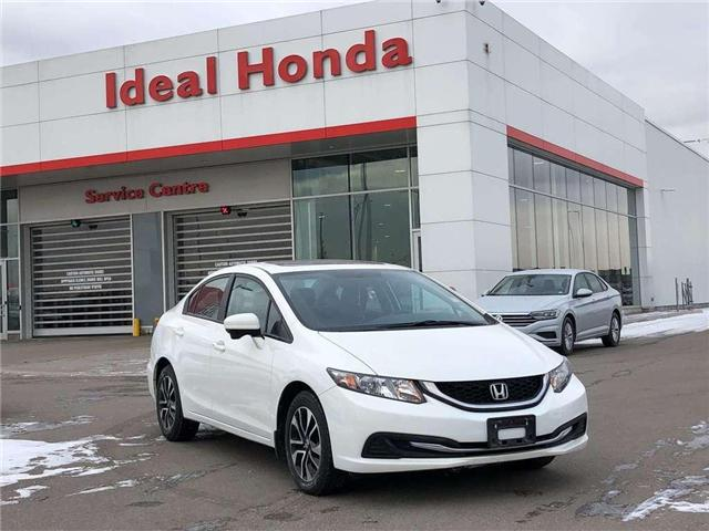 2015 Honda Civic EX (Stk: I190383A) in Mississauga - Image 9 of 18