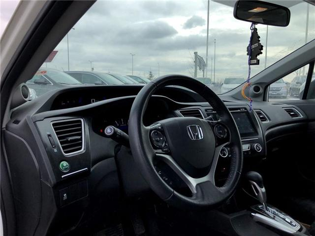 2015 Honda Civic EX (Stk: I190383A) in Mississauga - Image 12 of 18