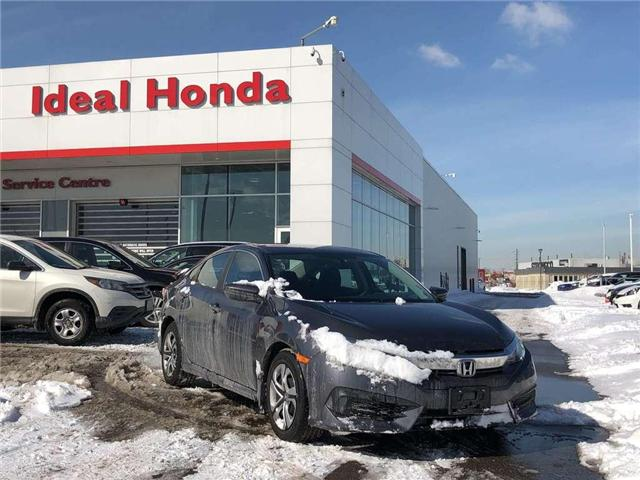 2016 Honda Civic LX (Stk: I190601A) in Mississauga - Image 1 of 11
