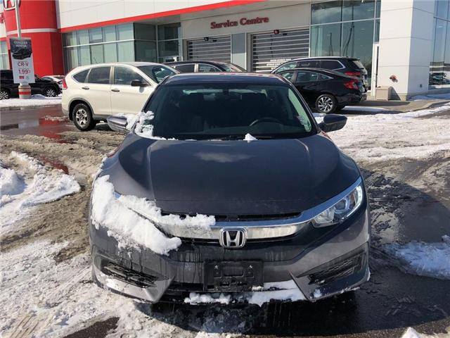 2016 Honda Civic LX (Stk: I190601A) in Mississauga - Image 2 of 11