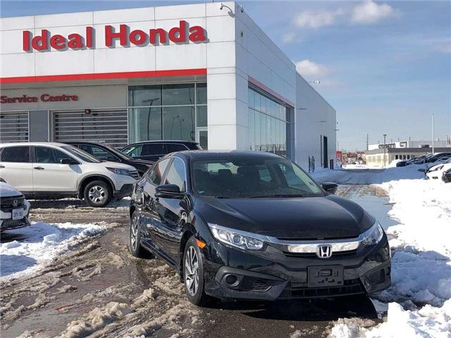 2016 Honda Civic EX (Stk: I190351A) in Mississauga - Image 1 of 16