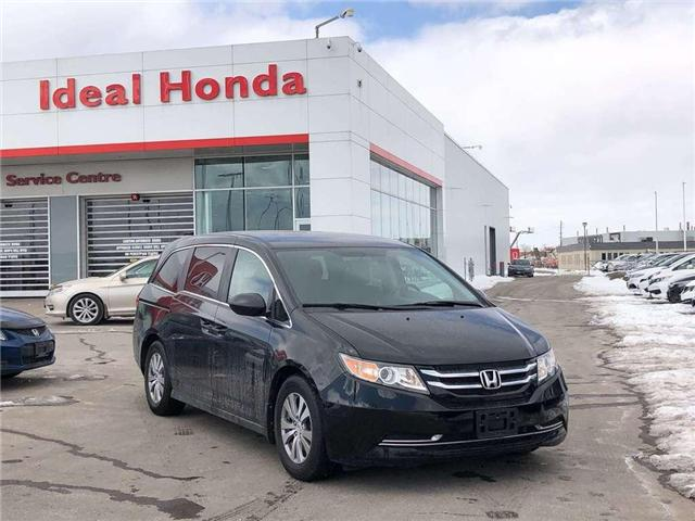 2014 Honda Odyssey SE (Stk: I190535A) in Mississauga - Image 1 of 17