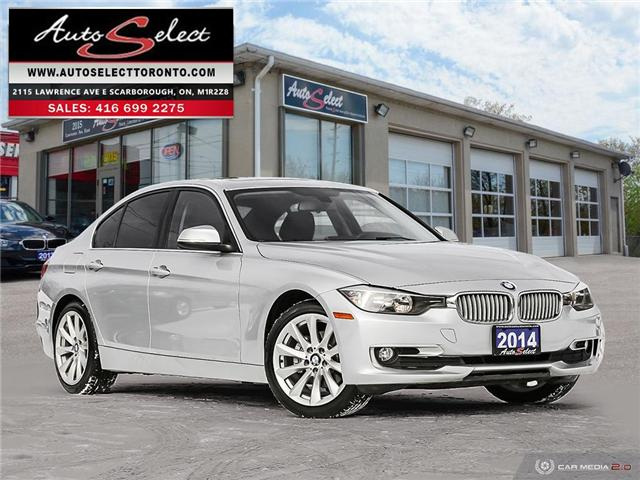 2014 BMW 320i xDrive (Stk: HNEDFG33) in Scarborough - Image 1 of 28