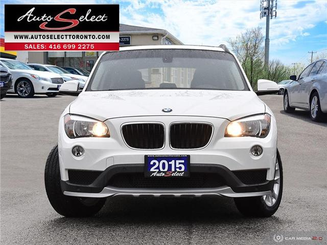 2015 BMW X1 xDrive28i (Stk: 15X1DPX) in Scarborough - Image 2 of 28