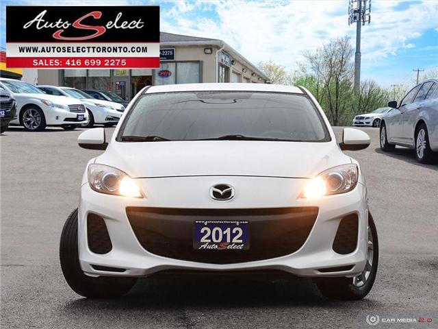2012 Mazda Mazda3  (Stk: 12M34W8) in Scarborough - Image 2 of 28
