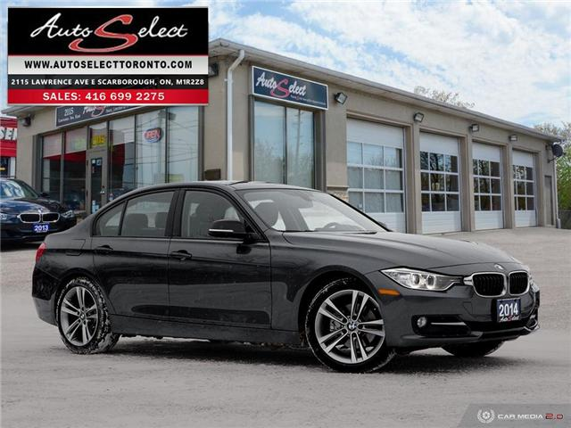 2014 BMW 320i xDrive (Stk: 14QWP92) in Scarborough - Image 1 of 28