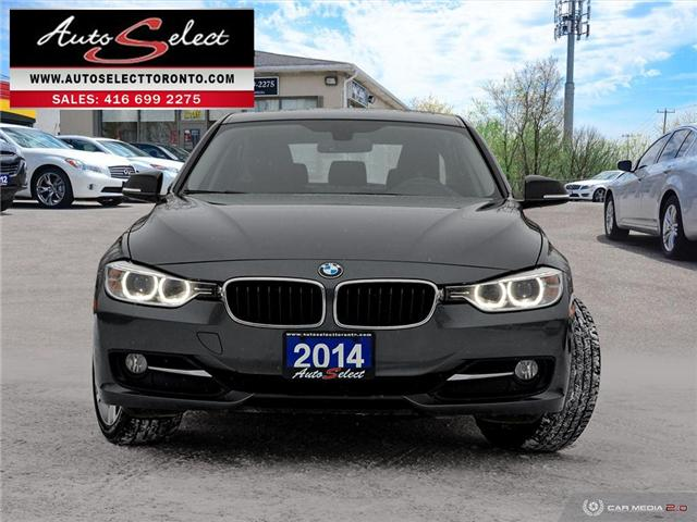 2014 BMW 320i xDrive (Stk: 14QWP92) in Scarborough - Image 2 of 28