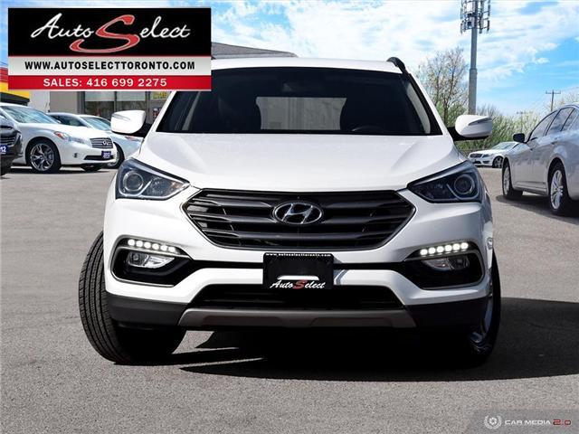 2018 Hyundai Santa Fe Sport AWD (Stk: 1HTF4A9) in Scarborough - Image 2 of 28