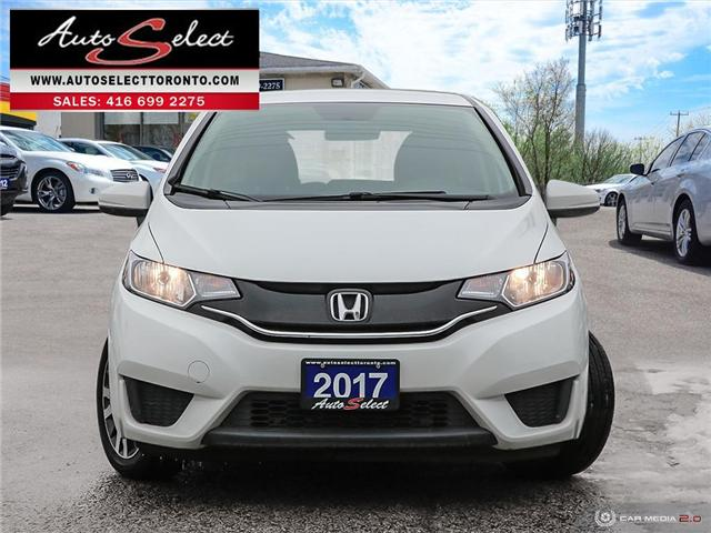 2017 Honda Fit  (Stk: 17FTHW2) in Scarborough - Image 2 of 26
