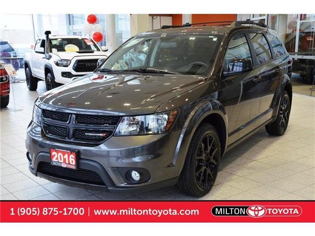 2016 Dodge Journey SXT/Limited (Stk: 155674) in Milton - Image 1 of 40