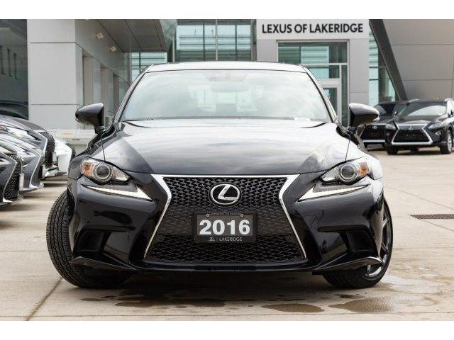 2016 Lexus IS 200t Base (Stk: P0436) in Toronto - Image 2 of 24