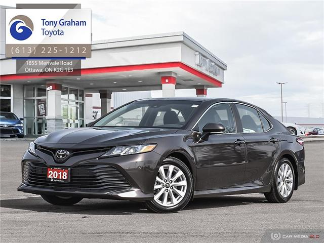 2018 Toyota Camry LE (Stk: E7756) in Ottawa - Image 1 of 26