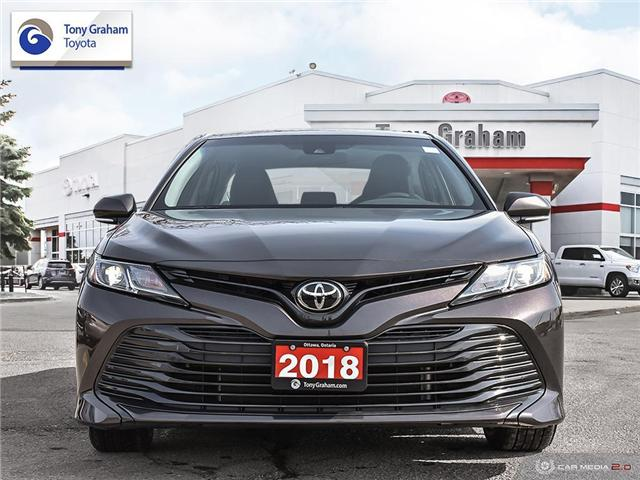 2018 Toyota Camry LE (Stk: E7756) in Ottawa - Image 2 of 26