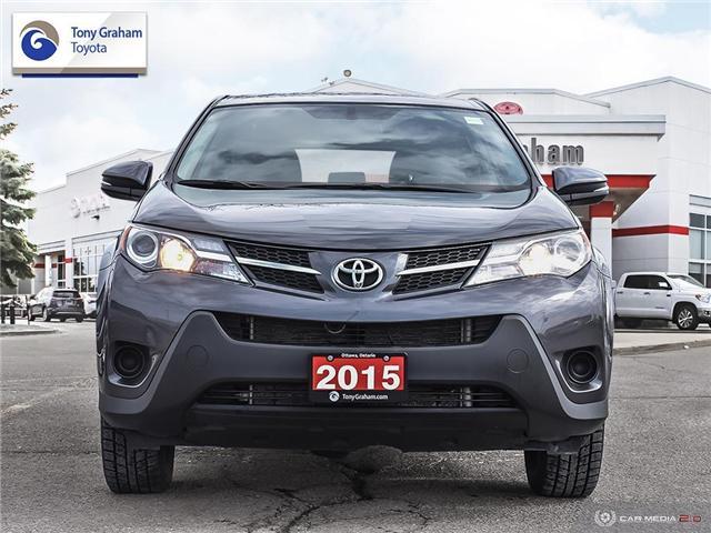 2015 Toyota RAV4 LE (Stk: E7747) in Ottawa - Image 2 of 27