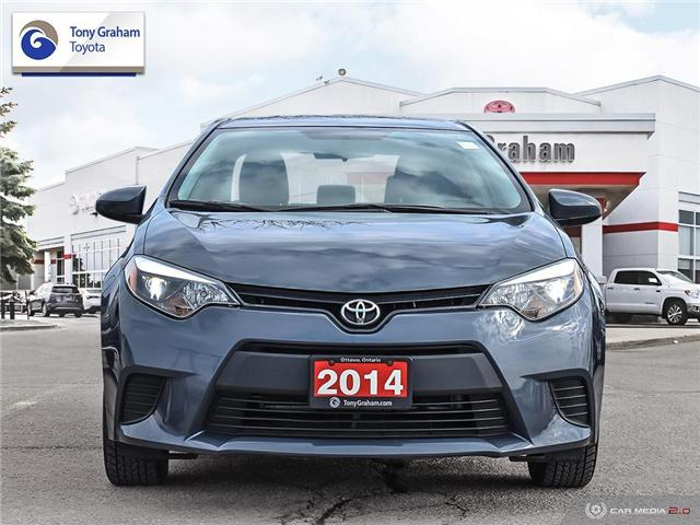 2014 Toyota Corolla LE (Stk: E7743) in Ottawa - Image 2 of 28