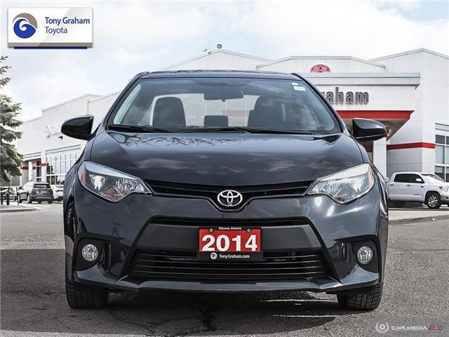 2014 Toyota Corolla LE (Stk: U9071) in Ottawa - Image 2 of 29