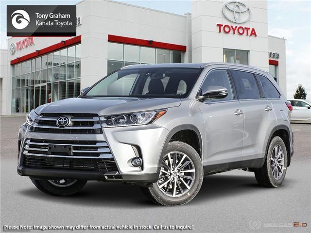 2019 Toyota Highlander XLE AWD SE Package (Stk: 89328) in Ottawa - Image 1 of 24
