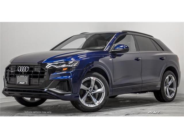 2019 Audi Q8 55 Technik (Stk: T16463) in Vaughan - Image 1 of 22