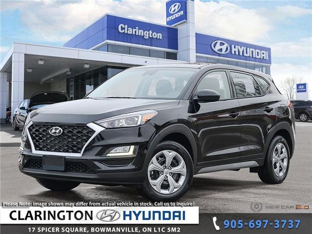 2019 Hyundai Tucson Essential w/Safety Package (Stk: 19117) in Clarington - Image 1 of 24