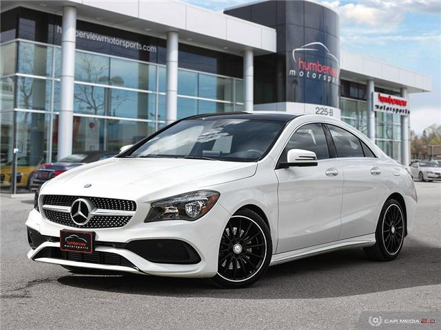 2017 Mercedes-Benz CLA 250 Base (Stk: 19HMS085) in Mississauga - Image 1 of 27