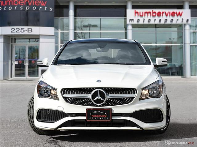 2017 Mercedes-Benz CLA 250 Base (Stk: 19HMS085) in Mississauga - Image 2 of 27