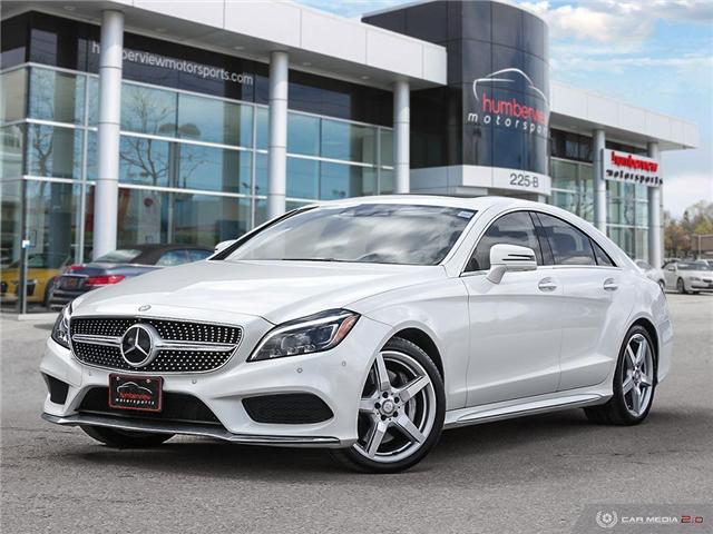 used 2016 mercedes benz cls class base for sale in. Black Bedroom Furniture Sets. Home Design Ideas