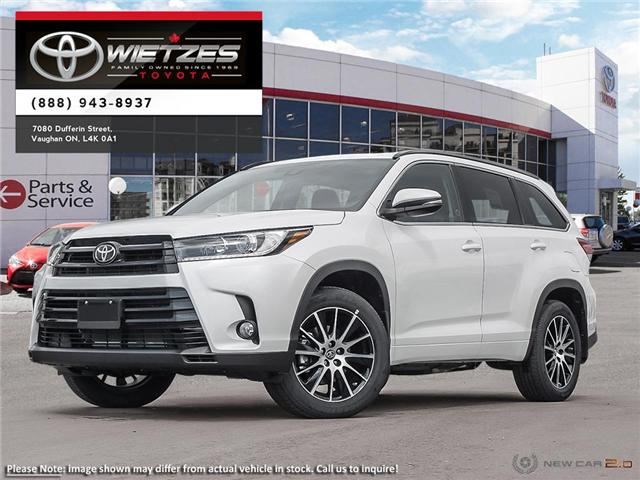 2019 Toyota Highlander XLE AWD SE Package (Stk: 68301) in Vaughan - Image 1 of 24