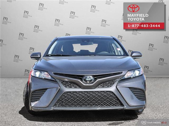 2018 Toyota Camry SE (Stk: 194046) in Edmonton - Image 2 of 27