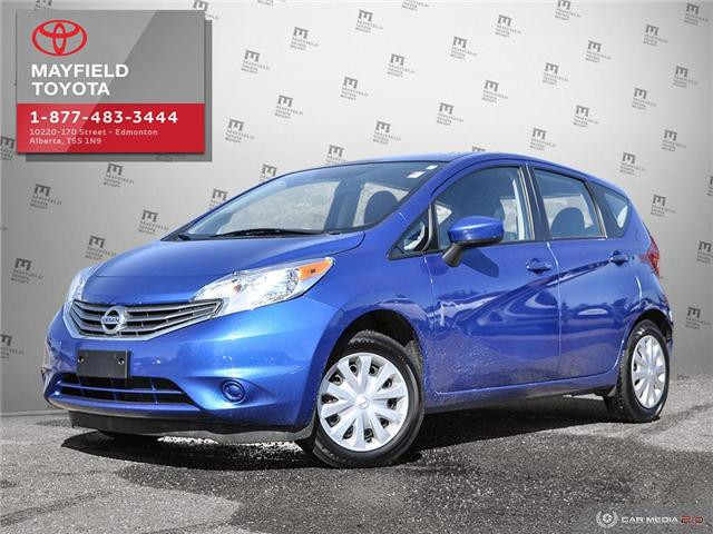 2016 Nissan Versa Note 1.6 S (Stk: 194050) in Edmonton - Image 1 of 27