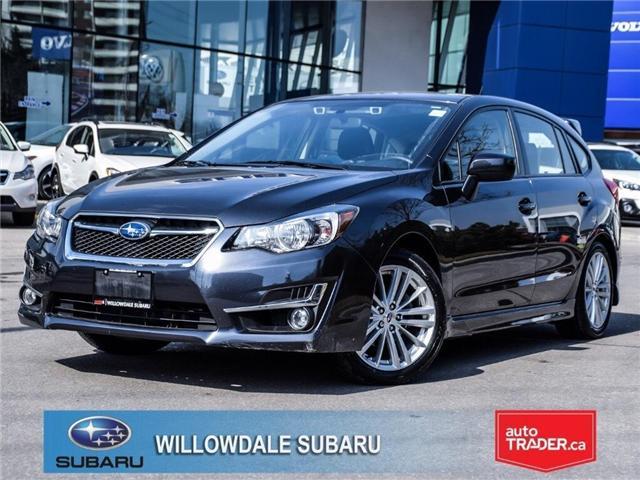2015 Subaru Impreza 2.0i Sport | TECH | EyeSight | BLINDSPOT ASSIST (Stk: P2719) in Toronto - Image 1 of 26