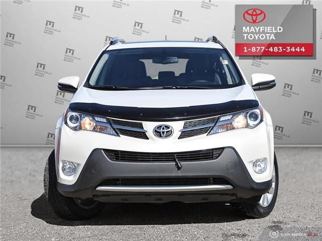 2015 Toyota RAV4 Limited (Stk: 190895A) in Edmonton - Image 2 of 27
