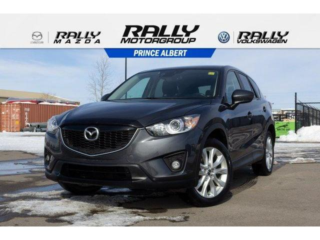 2014 Mazda CX-5 GT (Stk: V751) in Prince Albert - Image 1 of 11