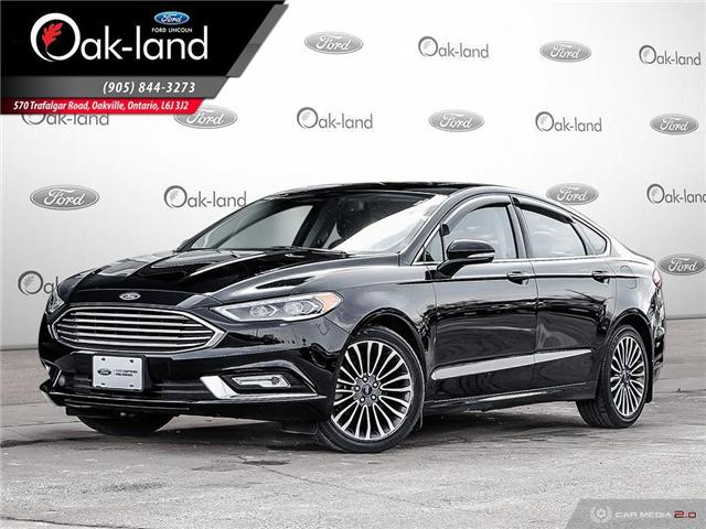2017 Ford Fusion SE (Stk: A3123) in Oakville - Image 1 of 29