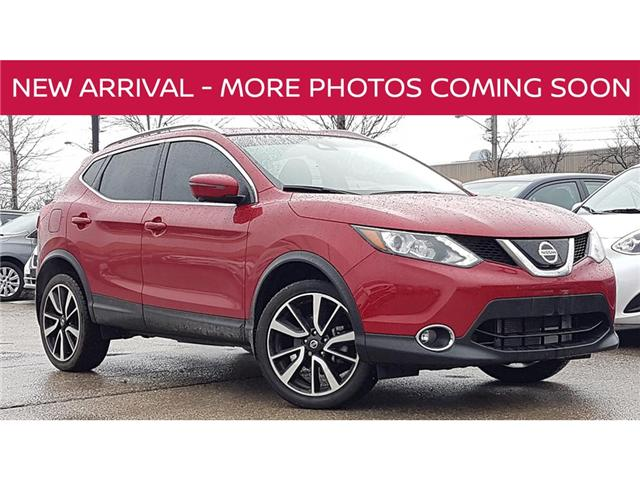 2018 Nissan Qashqai  (Stk: N19702AAA) in Guelph - Image 1 of 10